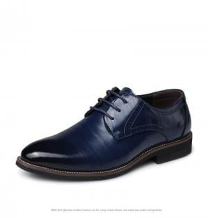 high quality leather men's brogue dance shoes